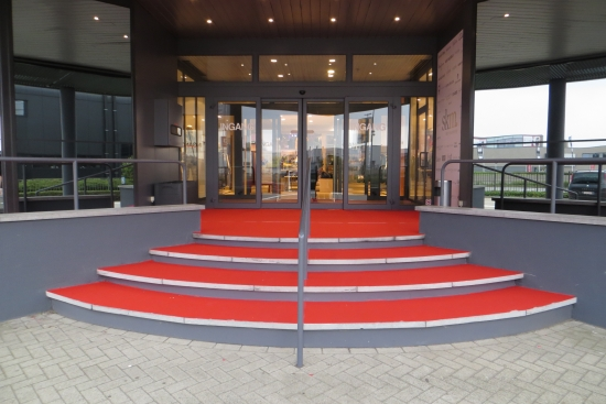 SKM - carpet entrance