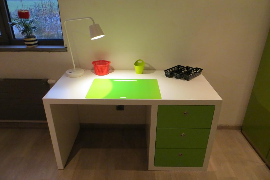Fluo desk