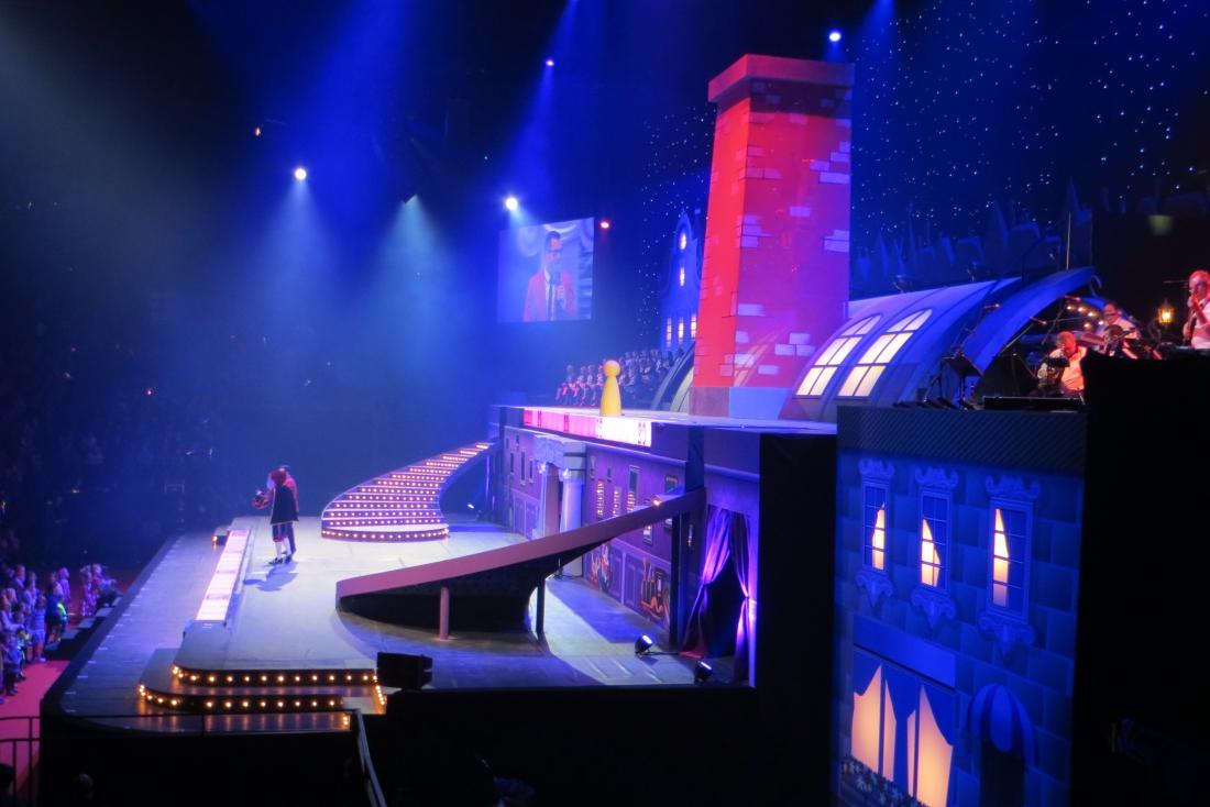 Saint Nicholas show 2013