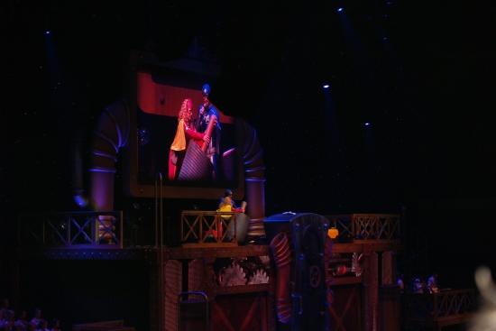 Saint Nicholas show 2012