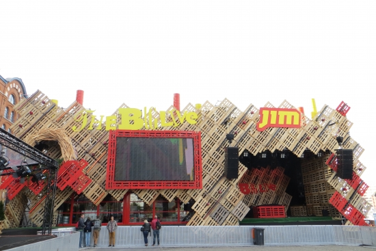 The Big Live 2013 - Jim tv