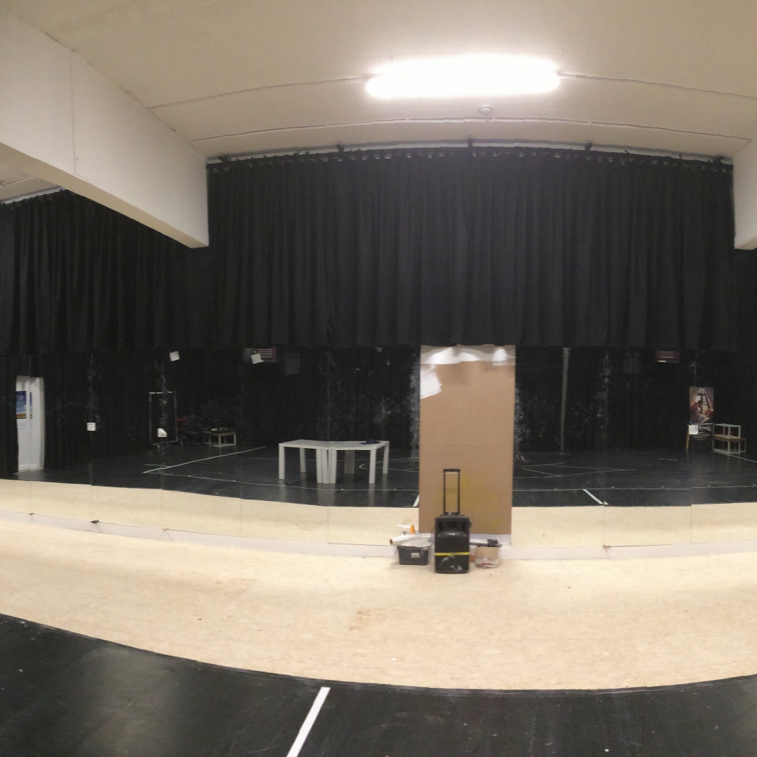 Rehearsal space - Deep Bridge