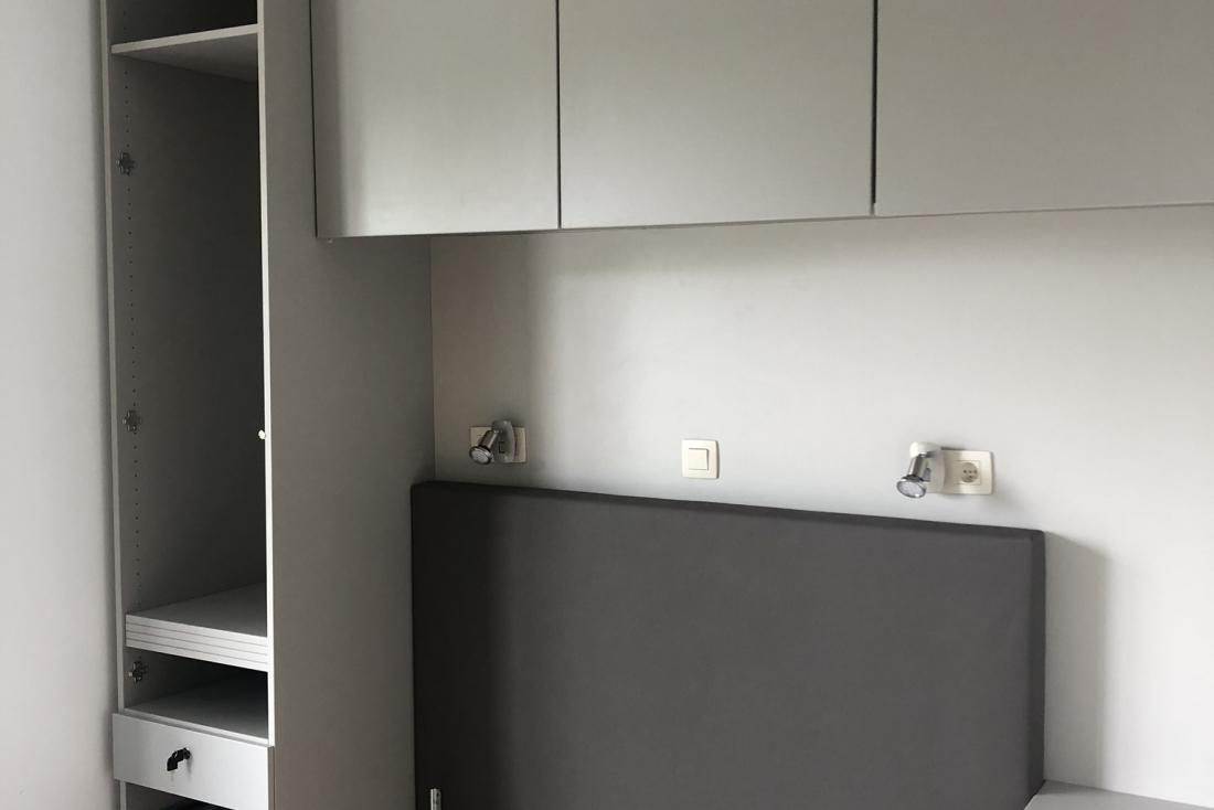 bedroom headboard - Middelkerke