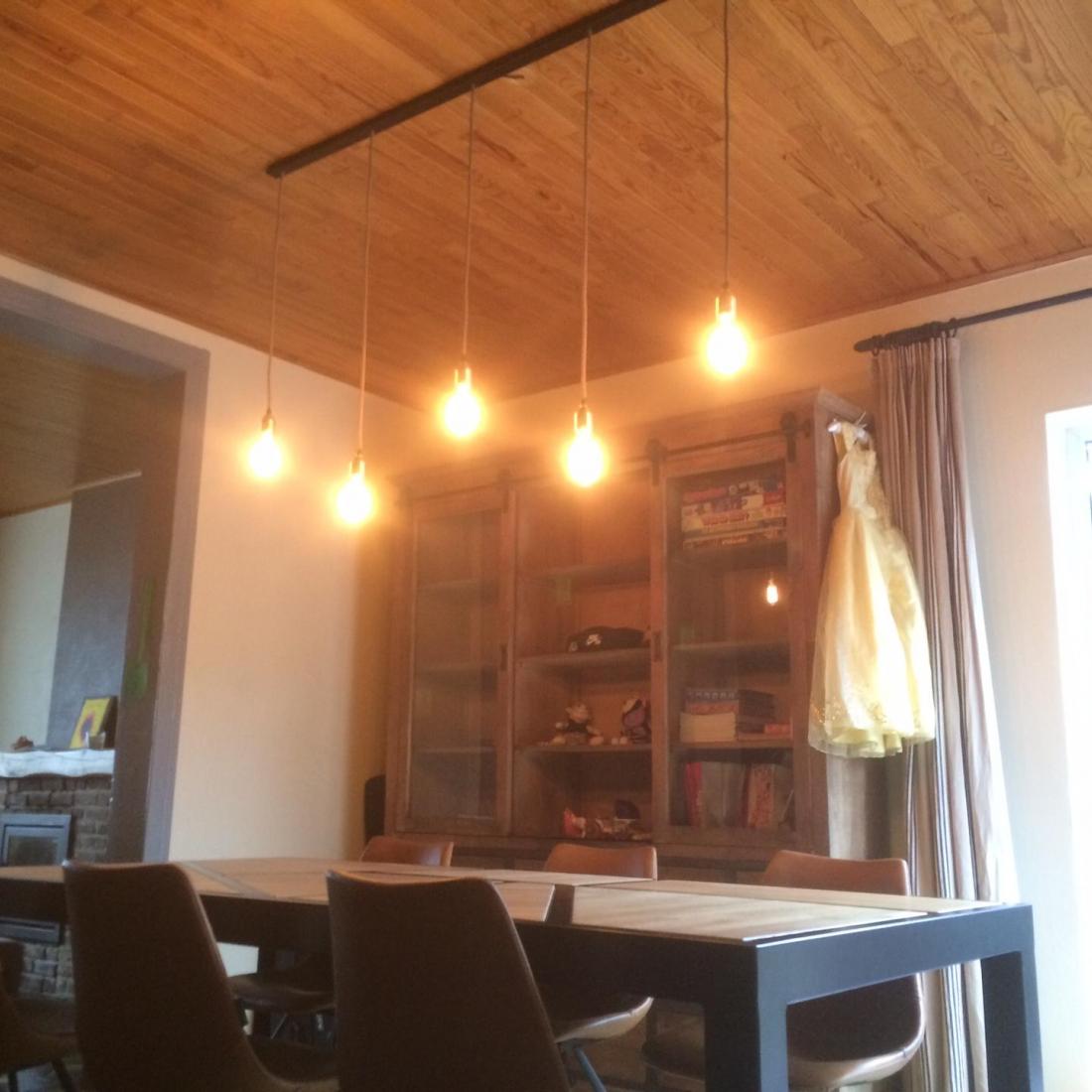 Hanglamp Bulb