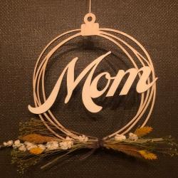 Bloemenkrans Kerst