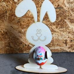 Surprise bunny staand