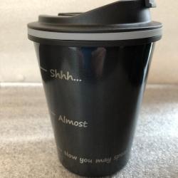 Coffee mug (thermal) to go - 280ml