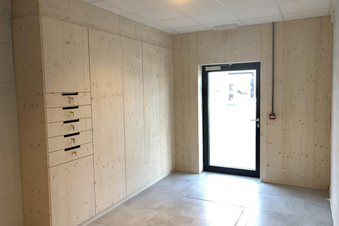 Entrance hall La Corbeille